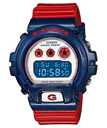 G Shock Limited Watch Blue 0