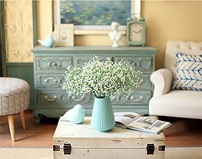 Nerseki Artificial Baby Breath Gypsophila Flower Wedding Home Decor Gift