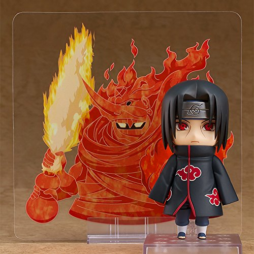 Good Smile Naruto Shippuden: Itachi Uchiha Nendoroid Action Figure.