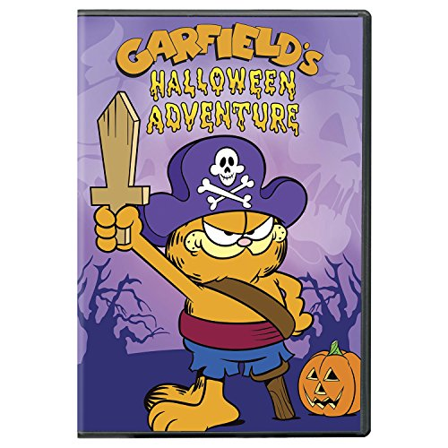 Garfield's Halloween Adventure - DVD -