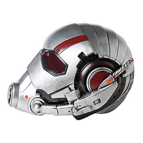 BFJ Newest Ant Man Mask Protective Antman Helmet for Christmas Cosplay Costumes (Ant Man Costumes)