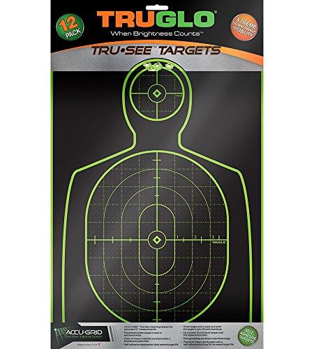 "UPC 788130018019, Truglo TRUG Handgun Target (12 Pack), 12 x 18"""