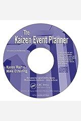 Kaizen Event Planner - Spanish CD ROM CD-ROM