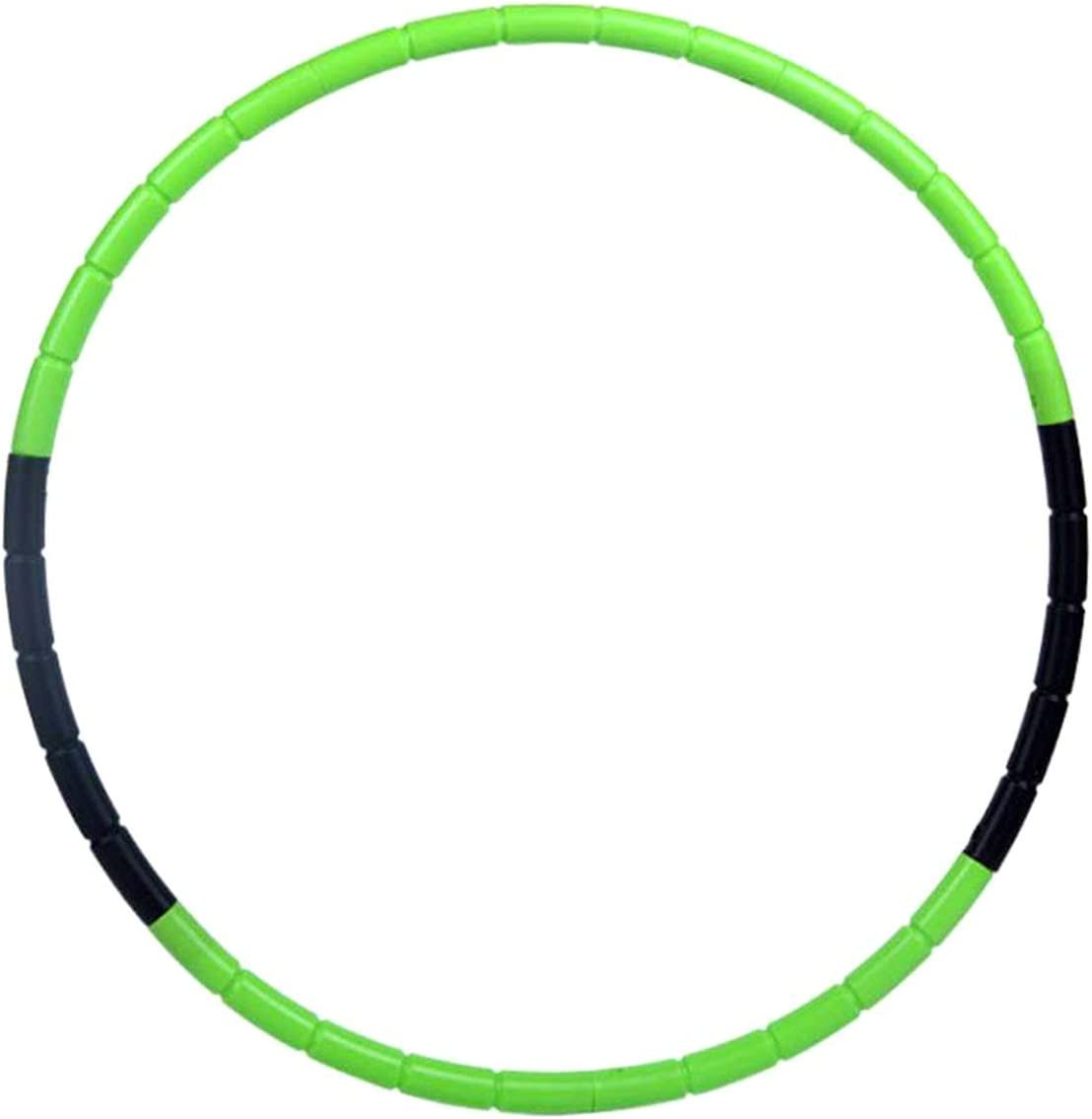 Removable Assembly Weight Loss ACU Hoop Sports Hoop Weighted Hoop Weighted Fitness Exercise Hula Hoop
