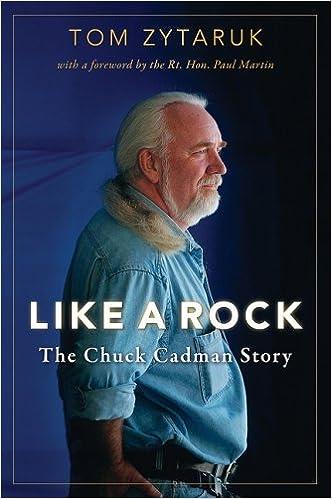 Like a Rock: The Chuck Cadman Story