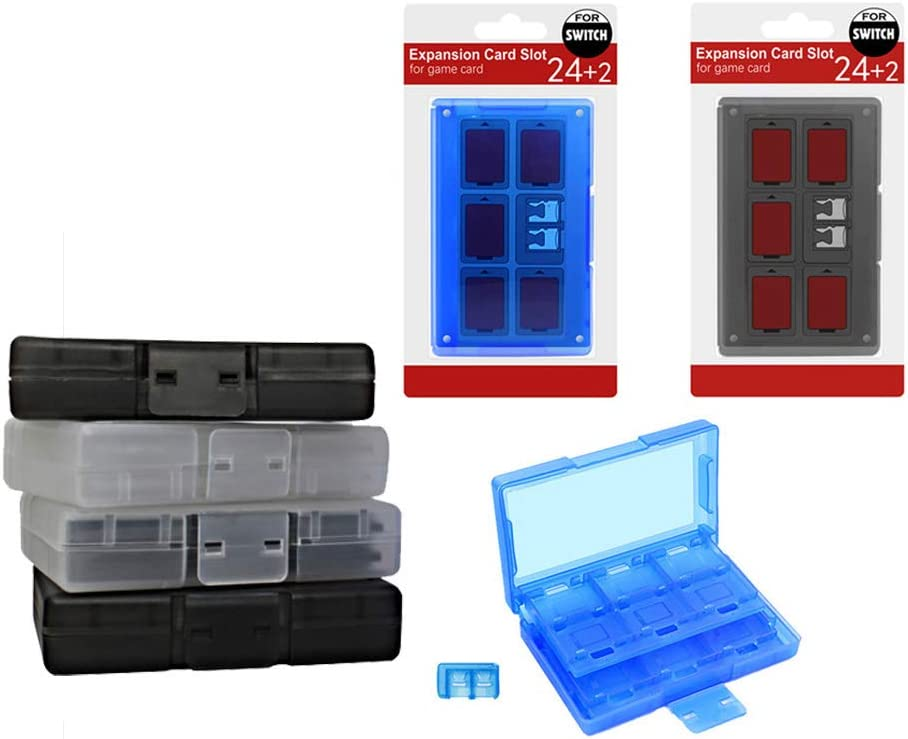 Ns-009 Game Card Box 24+2 Sheets Integrated Power Loss Immunity Preserves All Your Saved Work If The Power Unexpectedly