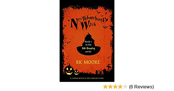 Neighbourhood Witch (Little Changeling Book 1)