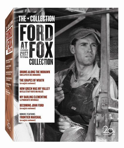 DVD : The Ford at Fox Collection: The Essential John Ford (Gift Set, 6 Disc, Sensormatic)