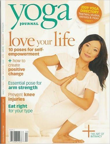 Yoga Journal, February 2009, Issue 217: Amazon.com: Books