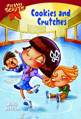 book cover of Cookies and Crutches