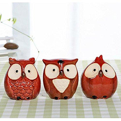 owl tabletop set - 4