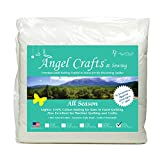 Angel Crafts and Sewing Cotton Batting for Quilts