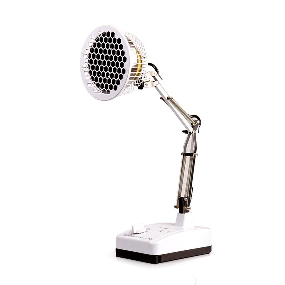 ZHIRONG デスクトップTDP遠赤外線暖房ランプ、家庭用医療多機能電気ヒートランプ頸椎腰椎脊髄筋痛治療装置 B07F7PZ6HF