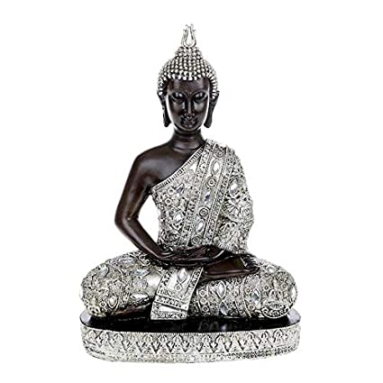 JD Bug Figura Decorativa de Buda Sentado 06c6ec3e436