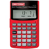 Craftsman Do It Yourself Project Calculator