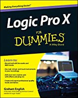 Logic Pro X For Dummies Front Cover
