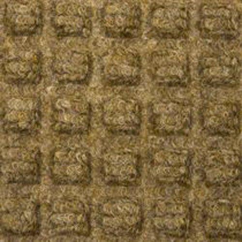 M+A Matting 235 Medium Brown Polypropylene WaterHog Inlay Rubber Border Logo Mat 5 Length x 3 Width For Indoor//Outdoor 5/' Length x 3/' Width 235-151-5F3F
