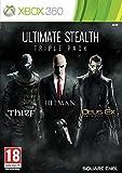 xbox 360 triple pack - Ultimate Stealth Triple Pack - Thief/Hitman Absolution/ Deus Ex (Xbox 360)