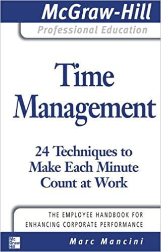Time Management Books Pdf