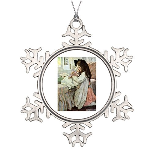 Valerie My Precious Dolly Personalised Christmas Tree Decoration Halloween Tree Snowflake Ornaments]()