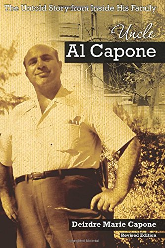 Book cover for Uncle Al Capone