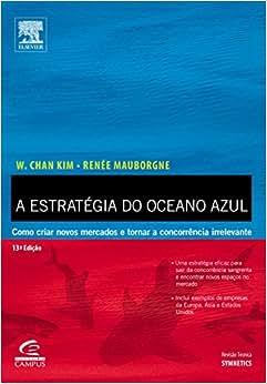Livro - A Estratégia do Oceano Azul na Amazon.com.br