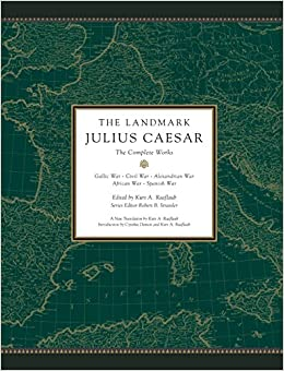 The Landmark Julius Caesar: The Gallic Wars And The Civil War Epub Descargar Gratis