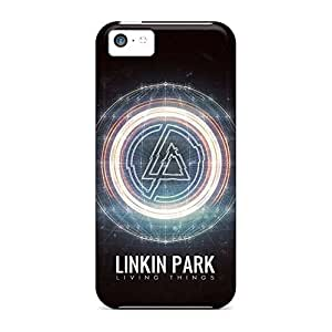 dirt-proof phone skins Protective Beautiful Piece Of Nature Cases cover iphone 4 /4s - linkin park living things