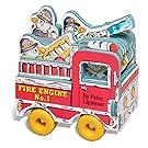 Mini Wheels: Mini Fire Engine (Mini Wheel Books)