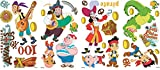 : Roommates Rmk1778Scs Disney Junior Jake And The Neverland Pirates Peel And Stick Wall Decals