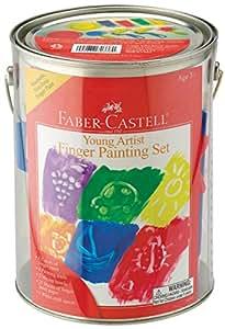 Faber Castell: Sistema de la pintura de dedo