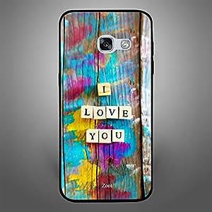Samsung Galaxy A3 2017 I love you