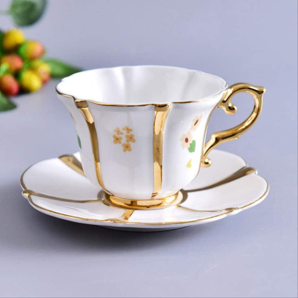 Porcelain Cup And Saucer Tea Set Mug Cup Plate Wholesale