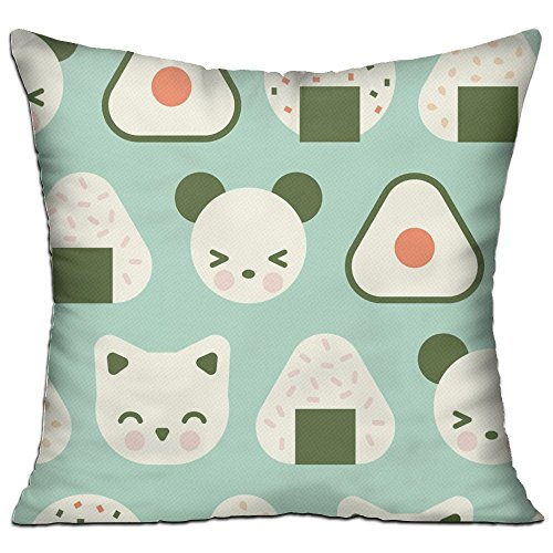 Cheap Kawaii Sushi Fashion Custom Soft And Comfortable Pillow hot sale