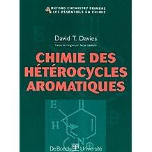 Chimie des heterocycles aromat