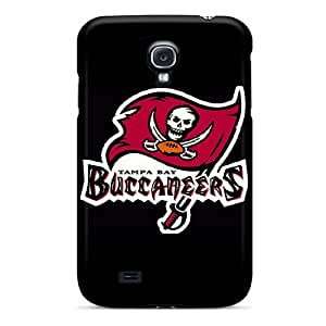 High Quality Cell-phone Hard Cover For Samsung Galaxy S4 (mlR8091stWe) Provide Private Custom Attractive Tampa Bay Buccaneers Series
