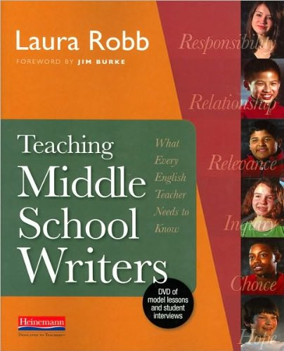 Read Online Teaching Middle School Writers (text only) by L. Robb pdf