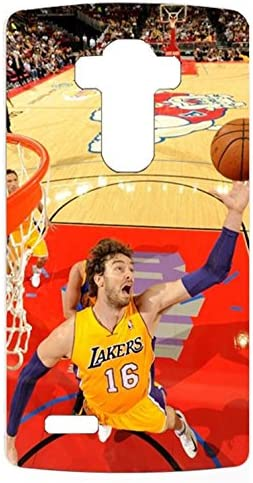 Chicago Bull Pau Gasol Back 3D Phone Case For LG G4: Amazon.es: Electrónica