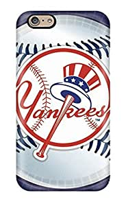 Rosesea Custom Personalized Unique Diy For Touch 4 Case Cover plus Durable Baseball New York Yankees