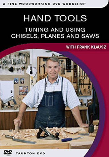 Hand Tools: with Frank Klausz
