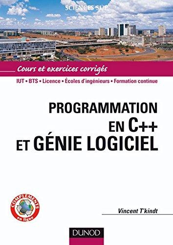 Amazon Com Programmation En C Et Genie Logiciel Livre