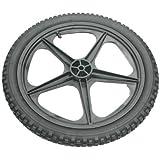 Amazon Com Marathon 20x2 0 Quot Flat Free Cart Tire On