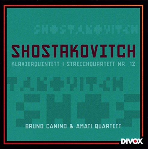 Shostokovitch: Piano Quintet- Qualifications Quartet No. 12