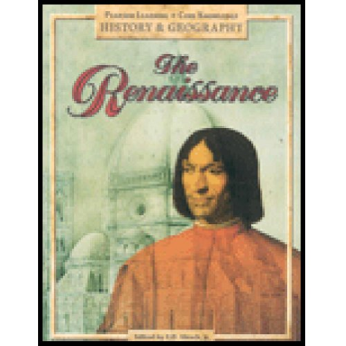 THE RENASSAINCE, PUPIL EDITION, GRADE 5 (Core Knowledge)