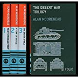 The Desert War Trilogy: Mediterranean Front; A Year of Battle; The End in Africa