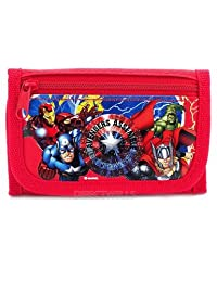Wallet - Marvel - Avengers Trifold Red New 811630-red