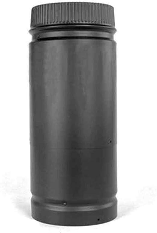 6-Inch SELKIRK Corp DSP6E4-1 Smoke Pipe//45DEG Elbow