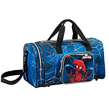 Safta Et Loisirs Marvel Sac Sports Spiderman Sport Action rYfwqrx