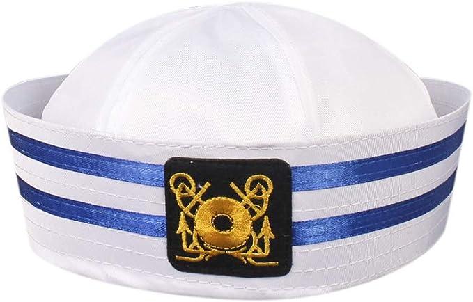 Los Marineros del Barco De La Unisex Uniforme Militar Capitán ...