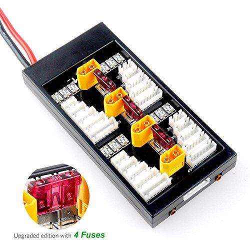 Crazepony Battery Balance Charging Parallel product image